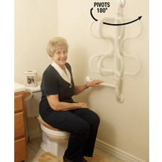 Bathroom safety products for senior citizens in india for Bathroom accessories for elderly in india